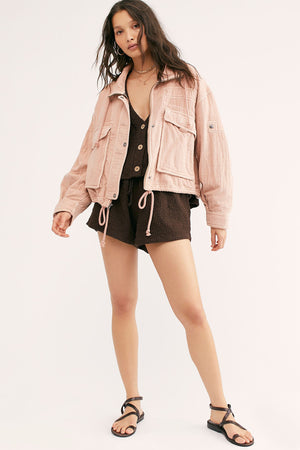 Free People Surplus Jacket