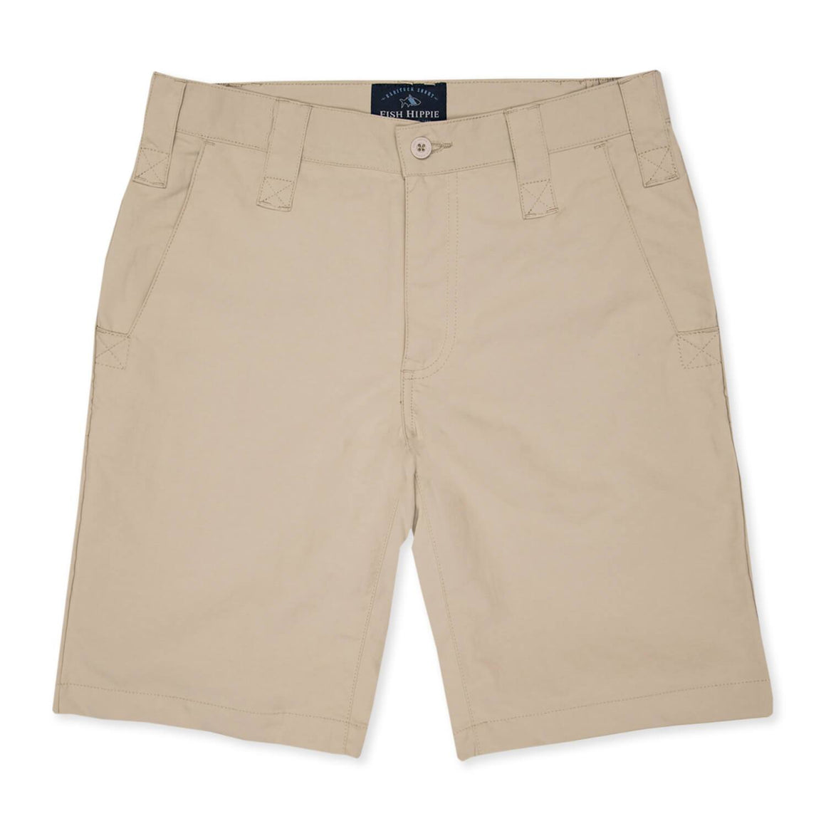 Fish Hippie Barituck Performance Short