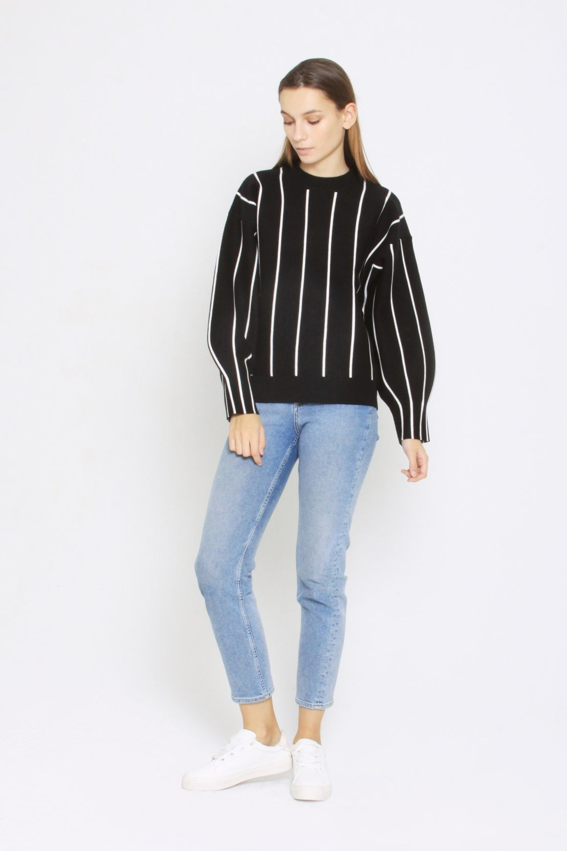 The Polk Stripe Sweater