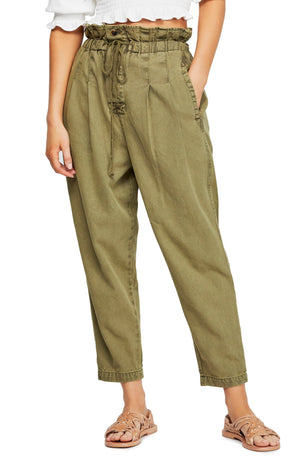Free People Pleated Trouser