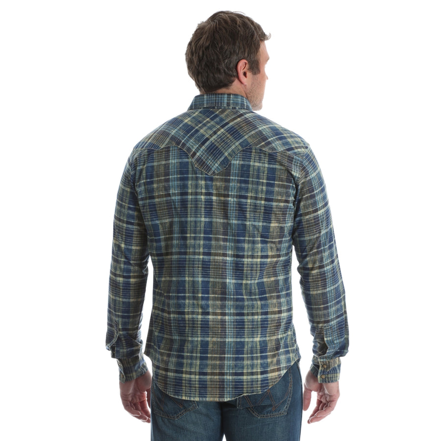 Wrangler Retro Long Sleeve Shirt