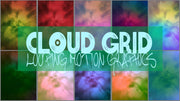 Cloud Grid Looping Graphics Collection