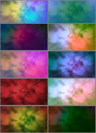 Cloud Grid Still Image Bundle