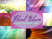 Floral Bloom Loops Bundle- Set of 12