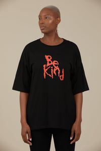 "Gaard ""Be Kind"" Oversized Tee"