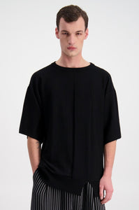"Gaard ""Block"" Unisex Sweater Tee"