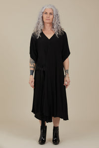 Cristobel Reversible Dress (Black)