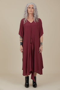 Cristobel Reversible Dress (Plum)