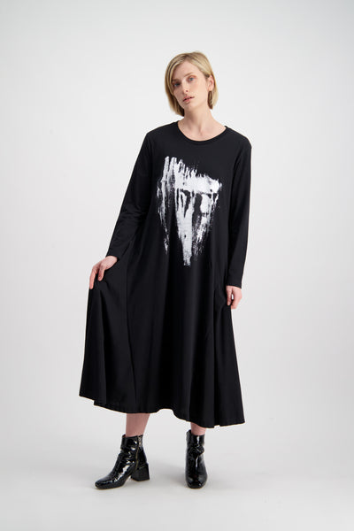 "Gaard ""Grunge"" T-Shirt Dress"