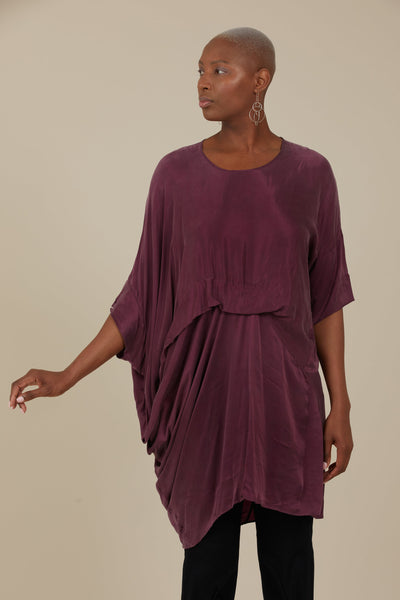 Lovesick Dress/Top (Plum)