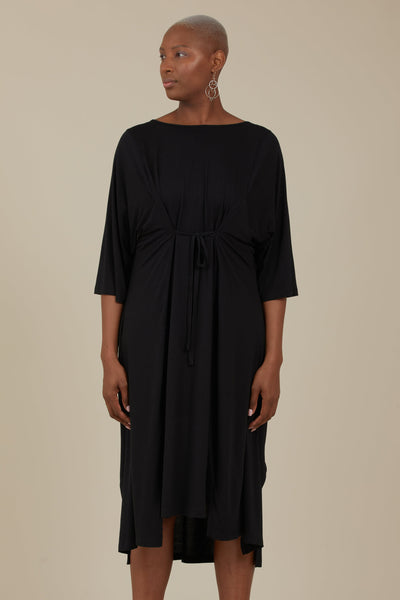 Sika Reversible Dress (Black)