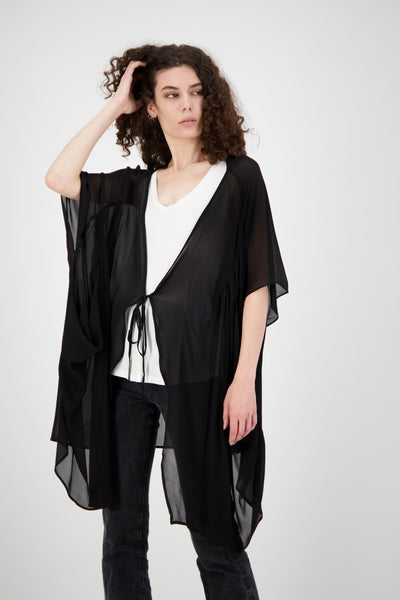 Selene Robe (Black)