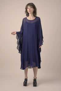 Stevie Dress (Blue)