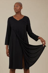 Gaard Thallo Dress (Black)