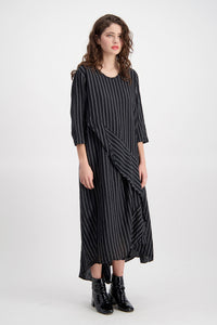 Vorso Dress (Stripe)