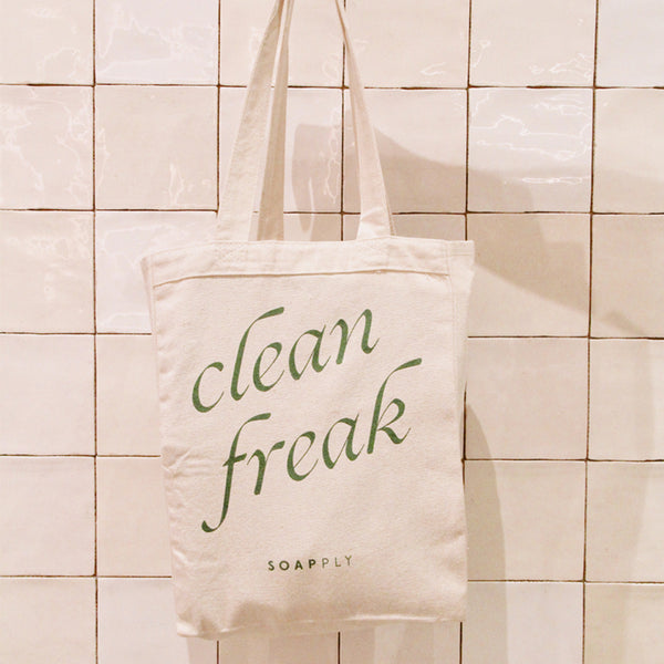 Clean Freak Tote - Soapply