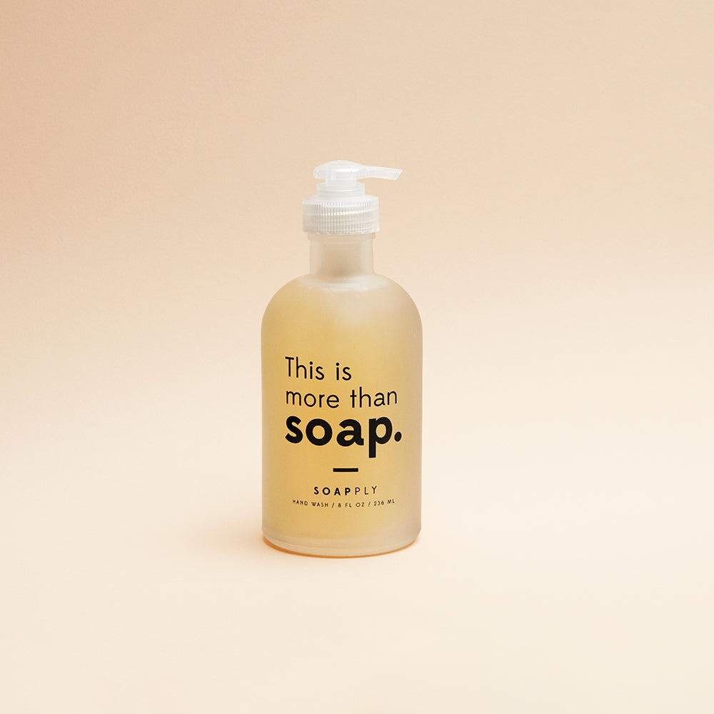 Liquid Hand Wash (Partnerships) - Soapply