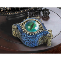 Dragon's Eye Trinket Box Dragons and Gargoyles - The Tipsy Dragon