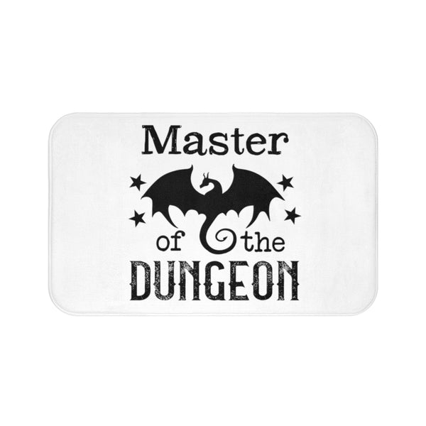 Master of the Dungeon Bath Mat Bath Mat - The Tipsy Dragon
