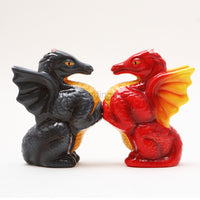 Dragon Magnetic Salt and Pepper Shakers Salt & Pepper Shakers - The Tipsy Dragon