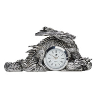 Dragonlore Analog Desk Clock Clocks - The Tipsy Dragon