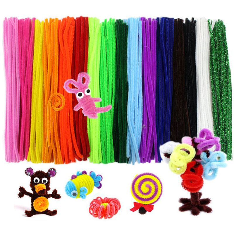 Chenille Stems Pipe Cleaners