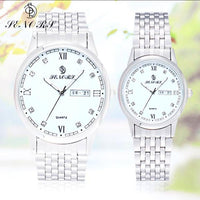 Unisex Crystal Rhinestone Watch.