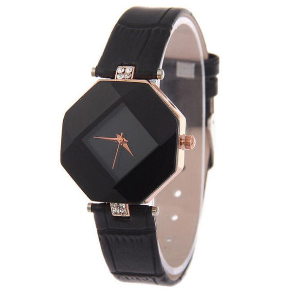 Women's Rhinestone Quartz Dress Watch.