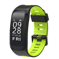 Fornorm 2017 Waterproof Smart Band Fitness Blood Pressure Heart Rate Monitor Wristband Smart Bracelet for IOS Android