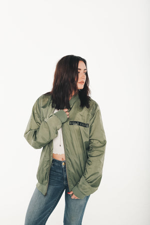 39 Stripes Unisex Bomber Jacket