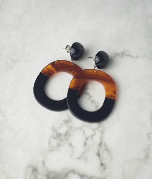 Yoko Earring of Jewellery from Sallty 咸
