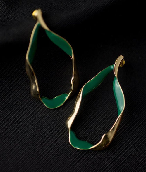 Water Earring of Jewellery from Sallty 咸