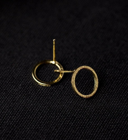 Circle Earring of Jewellery from Sallty 咸