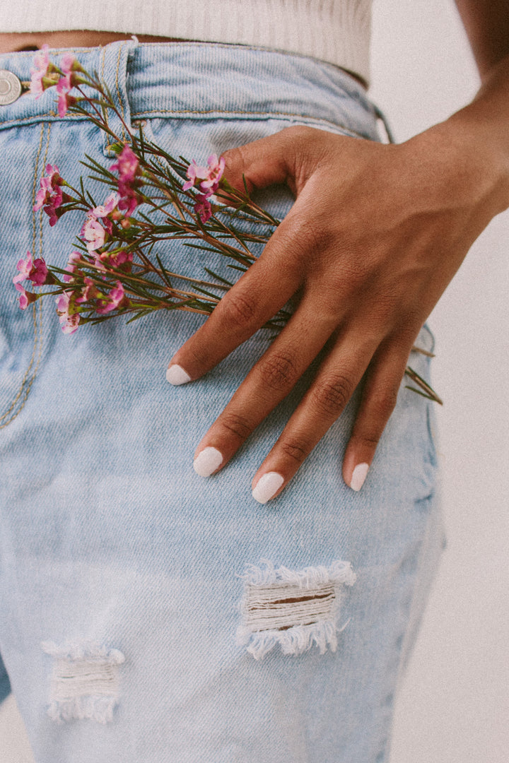 How to Perfect Your At-Home Manicure Using Rooted Woman Products with Vic Styles