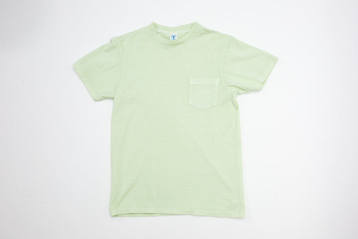 Velva Sheen T-Shirt-Washed Out Neon Green