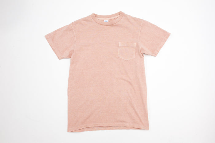 Velva Sheen T-Shirt-Washed Out Pink