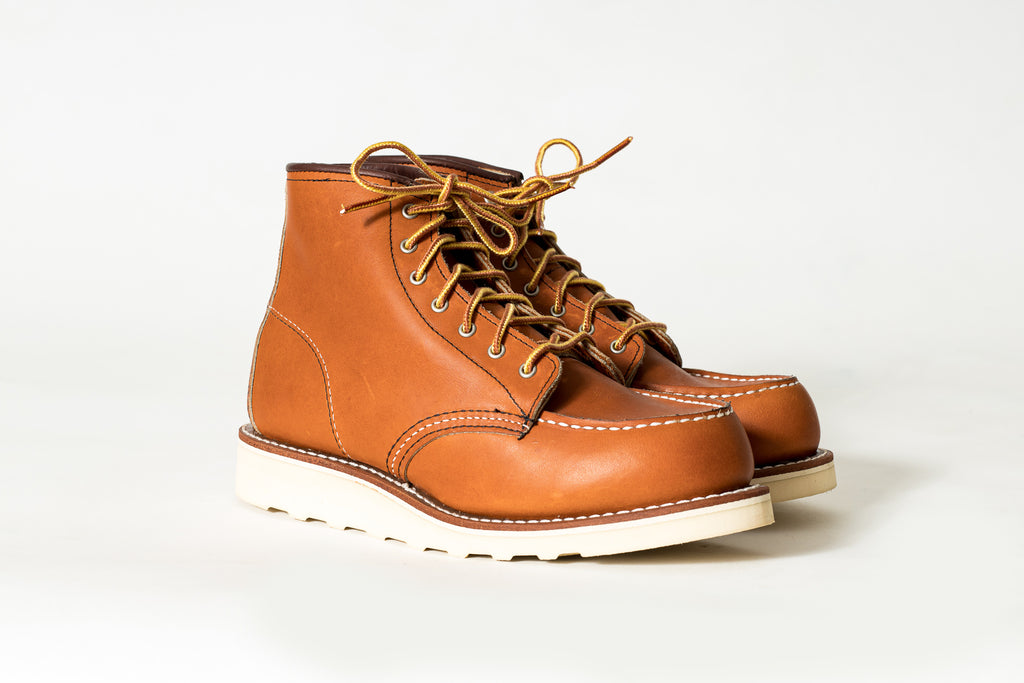Red Wing Herritage- Womens Classic Moc Toe