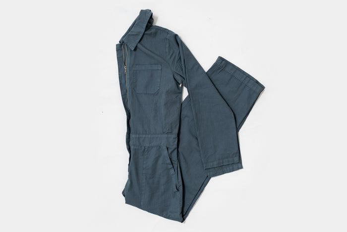 Lacausa- Jump Suit Steel