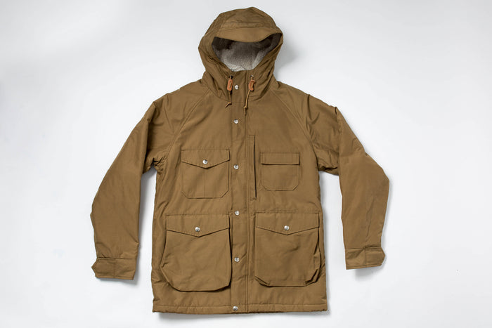 Battenwear North Field Parka-Tan