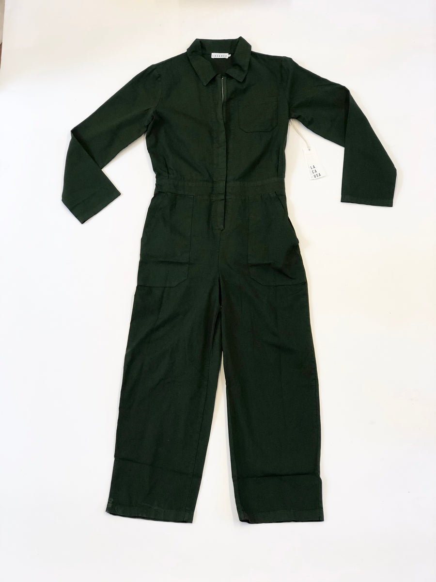 Lacausa Jump Suit - Absynthe