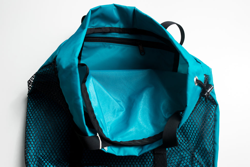 Battenwear Wet/Dry Beach Bag- Turquoise
