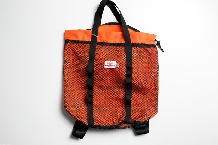 Battenwear Wet/Dry Beach Bag- Orange