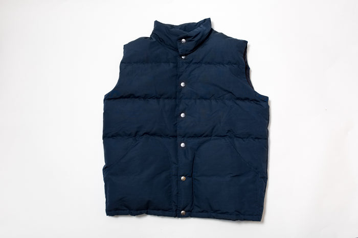 Battenwear Batten-Down Vest-85/15 Duck Down-Navy