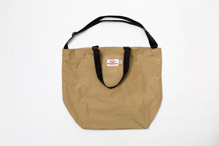 Battenwear Packable Tote Khaki