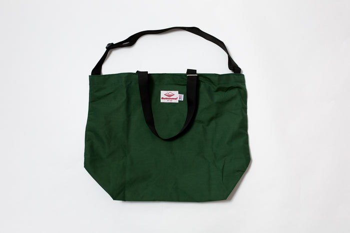 Battenwear Packable Tote Green