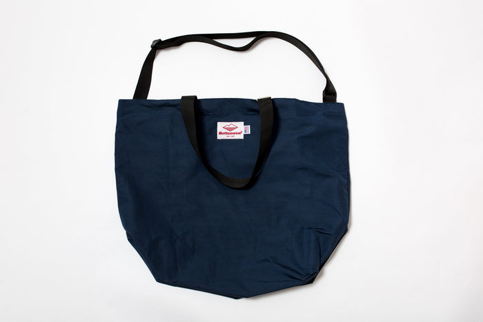 Battenwear Packable Tote Navy