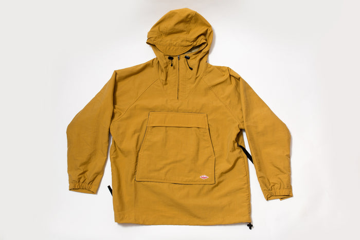 Battenwear Scout Anorak-Water Proof Shell-Mustard