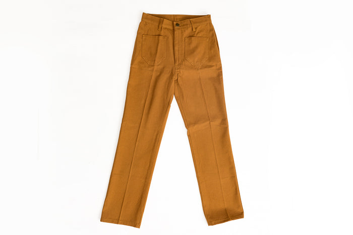 Lykke Wullf- Perfected Ranch Pant- Honey Canvas