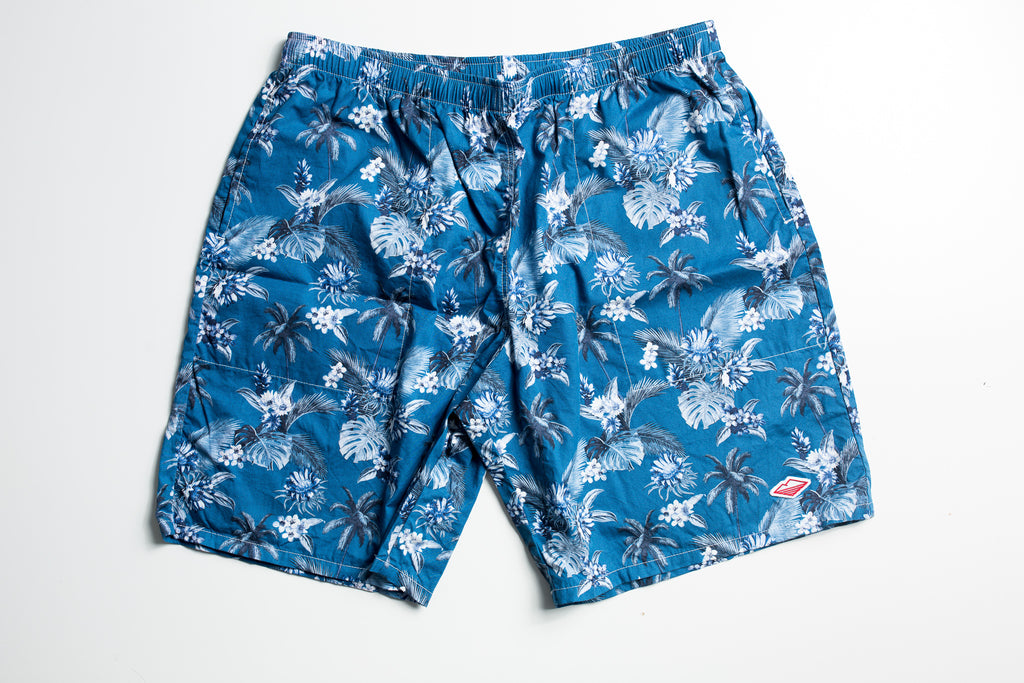 Battenwear Active Lazy Shorts-Floral
