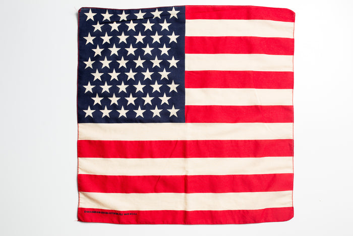 Anonymous Ism Banadana- American Flag